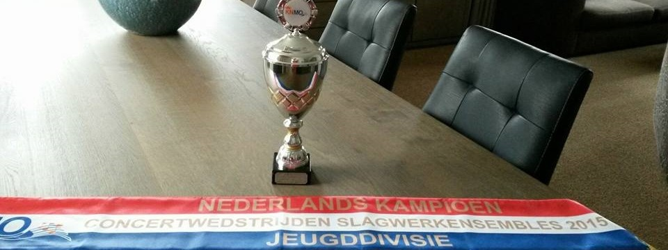 B-Slagwerkensemble wint NK in jeugddivisie